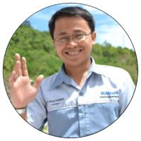 Faruq Assegaf - Direktur PT Indonesia Hydro Consult